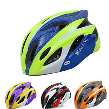 Unisex Men Women Cycling Bicycle Bike Bike Adult Outdoor Sports Safety Helmet