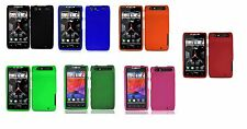 Hard Cover Case for Motorola DROID RAZR XT912 / XT910 / Droid HD / Spyder Phone