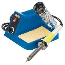 Draper Soldering Iron Solder Work Station Temperature Controlled for Electronics