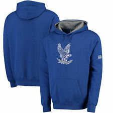Air Force Falcons Stadium Athletic Big Logo Pullover Hoodie - Royal - College