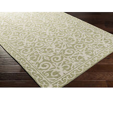 Hand Hooked Ave Polyester Rug (8' x 10')