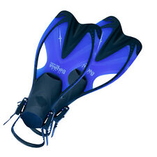 Kids Open Heel Dive Fins Scuba Diving Snorkeling Swimming Adjustable FINS FN-308