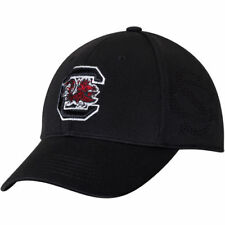 South Carolina Gamecocks Top of the World Rails 1Fit Flex Hat - Black - NCAA