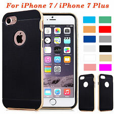 Shockproof Dual Layer Bumper Protective Case Slim Cover For Apple iPhone7/7 Plus