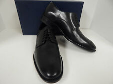 Cole Haan Williams Plain Toe C12203 Black Leather 5 Eyelet Oxford Mens New