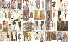 OOP Vogue Designer Anne Klein Sewing Pattern Misses Size You Pick