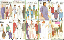 OOP Butterick Sewing Pattern Misses Dress Plus Size Range 16W - 24W  You Pick