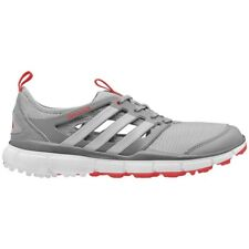 Adidas Womens Climacool II Closeout Golf Shoes Q46729-Onix/White/Solar Red-New