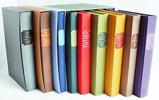 THOMAS HARDY 9 Volumes Folio Society with slipcases ALL LISTED FREE POST VGC