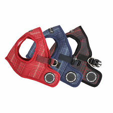 Any Size & Color - PUPPIA - CYBERSPACE - Soft Dog Puppy Harness Vest