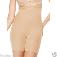 BNIP Ladies Nude Spanx High Waist Shorts Control Pants Size G SHAPEWEAR new