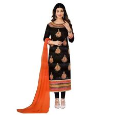 Bollywood Wedding Georgette Embroidery Salwar Kameez Suit-Ashirwad-Ayesha-12005