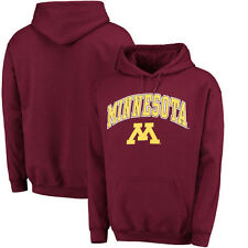 Minnesota Golden Gophers Campus Pullover Hoodie - Maroon - College