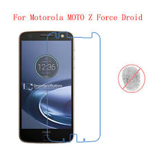 2x 4x Lot Anti-Glare Matte Screen Protector Film For Motorola Moto Z Force Droid