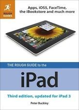 NEW The Rough Guide to the iPad By Peter Buckley Paperback Free Shipping