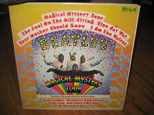Beatles - Magical Mystery Tour - Gatefold with full insert pages