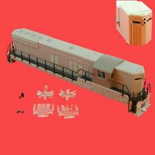 SD-9 UNDECORATED  NON-DYNAMIC  COMPLETE BODY ASSEMBLY CHINA  ATLAS  SD9 N SCALE