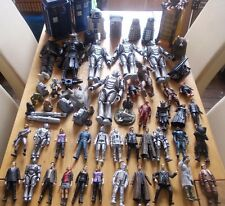 DR WHO DOCTOR WHO FIGURE TOY COLLECTABLE BUNDLE TARDIS & MORE 60+ ITEMS