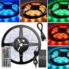 5M 5050/3528 300 SMD Cuttable LED Strip Lights - XMAS Party Car RV DECORATION