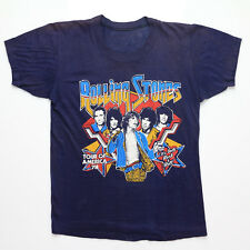 Rolling Stones Shirt Vintage tshirt Rare 1974 It's Only Rock N Roll Promo 1970s