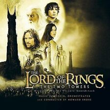 The Lord of the Rings: The Two Towers Howard Shore Audio CD