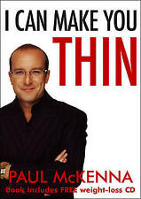 I Can Make You Thin by Paul McKenna (Paperback, 2007)