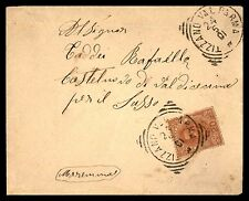 MAYFAIR99 ITALY TIZZANO VAL PARMA 1901 20C CLASSIC SINGLE FRANKED COVER