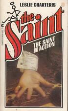 The Saint in Action - Leslie Charteris - Ace Books - Acceptable - Paperback