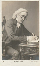VINTAGE POSTCARD - SIR HENRY IRVING - ROTARY PHOTOGRAPHIC SERIES