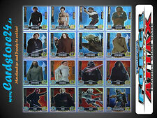 Star Wars Force Attax Series 3 Movie Card Force Master Individually Selectable