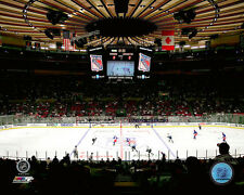 Madison Square Garden New York Rangers NHL Action Photo ME181 (Select Size)
