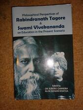 chandra Philosophical Perspectives of Rabindranath Tagore & Swami Vivekananda
