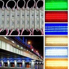 DC/12V 5050 3LED SMD Module Injection Decorative Waterproof LED Strip Light Lamp