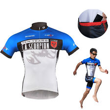SOBIKE Cycling Short Jersey Short Sleeves Feather T-Shorts-Scorpion