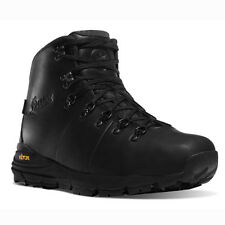 "Danner 62248 Mountain 600 4.5"" Carbon Black Leather Vibram Casual Hiking Boots"