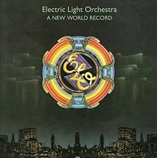 ELO (ELECTRIC LIGHT ORCHESTRA) - NEW WORLD RECORD (180GM) NEW VINYL