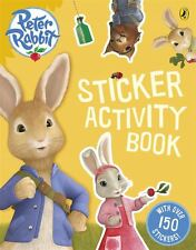 Peter Rabbit Animation: Sticker Activity Book - Potter Beatrix - NEW