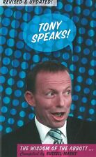 Tony Speaks! The Wisdom Of The Abbott: Updated And Revised Edition - NEW