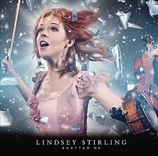 LINDSEY STIRLING SHATTER ME w/Japan Edition Bonus Track UCCS-1172 Violin Dance