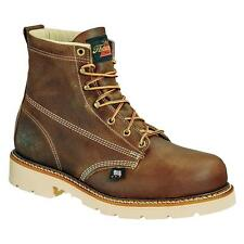 Thorogood 6 Inch American Heritage Classic Safety Toe 804-4374 Men's Brown Boot