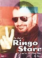Ringo Starr and His All-Starr Band - So Far (DVD, 2001) FREE SHIPPING