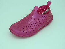 SPEEDO JELLY BATH SLIPPERS WATER SHOES BEACH SHOES SWIMMING SHOES PINK NEW & OVP