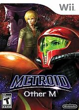 Metroid: Other M Nintendo Wii, 2010 NEW Factory Sealed