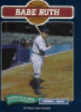 Baseball Legends Babe Ruth Book by Norman L. Macht 1991 GREAT SPORTS BOOK