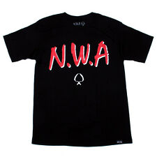 ROOK The N.W.A T-shirt in Black NWT ROOK