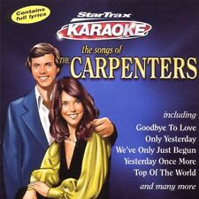 Carpenters - The Songs Of The Carpenters - Carpenters CD SVVG