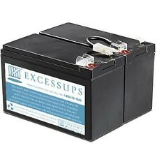 APC BACK UPS XS 1300VA BX1300LCD REPLACEMENT BATTERY NEW