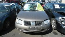 DRIVER LEFT AXLE SHAFT FRONT AXLE 1.8L WITHOUT ABS FITS 00-06 SENTRA 3232328
