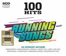 Various Artists - 100 Hits - Running Songs - Various Artists CD OWVG