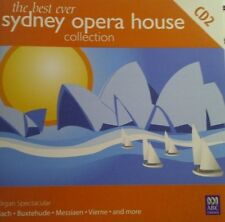VARIOUS ARTISTS - THE BEST EVER SYDNEY OPERA HOUSE COLLECTION NEW CD